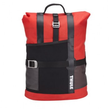Thule Pack 'n Pedal Commuter Pannier - Mars Red