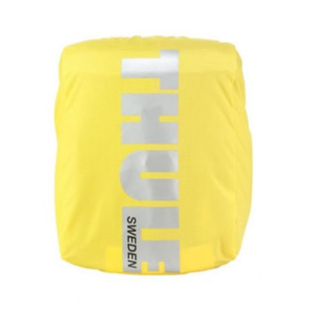Thule Pack 'n Pedal™ Small Pannier Rain Cover - Yellow
