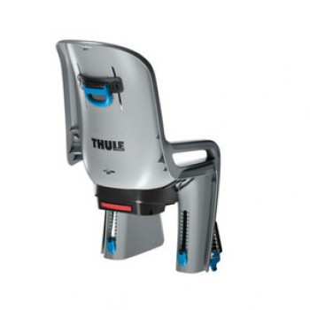 Thule RideAlong Child Bike Seat in Light Grey
