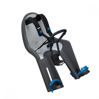 Thule RideAlong Mini Child Bike Seat in Dark Grey