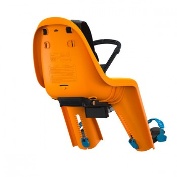 Thule RideAlong Mini Child Bike Seat in Orange (Zinna)