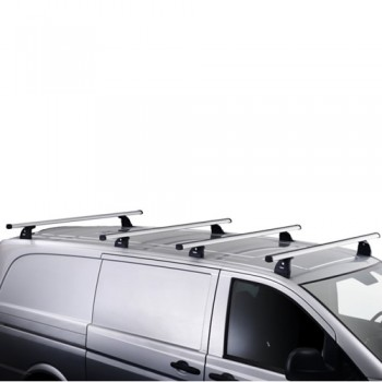 Thule ProBar 393 Commercial Roof Bars Pair