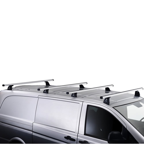 thule probar 390 commercial roof bars pair. Black Bedroom Furniture Sets. Home Design Ideas