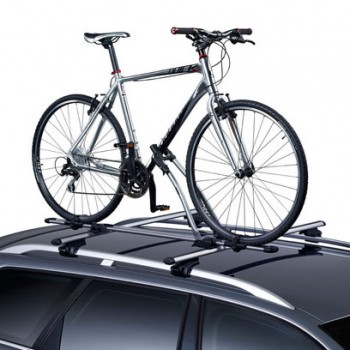 Thule FreeRide 532T Twin Pack with FREE 544 Set of 4 Locks (Worth £20.95)