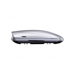 Thule Motion M Roof Box - Silver Glossy