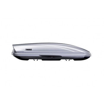 Thule Motion Sport Roof Box - Silver Glossy