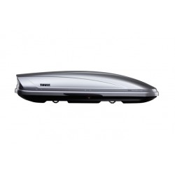 Thule Motion XL Roof Box - Silver Glossy