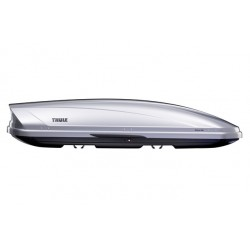 Thule Motion XXL Roof Box - Silver Glossy