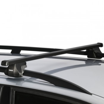 Thule SmartRack Roof Bars 785 - 127cm