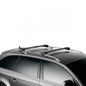Thule WingBar Edge Black 9593-2 L (Fixpoint / Flush Rail)