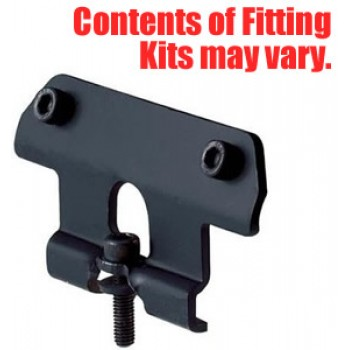 Thule Rapid Fixpoint XT Foot Fitting Kit 3007