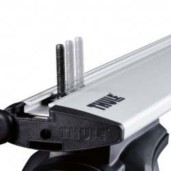 Thule Box T-track adapter 24x30mm for 80mm U-bolt